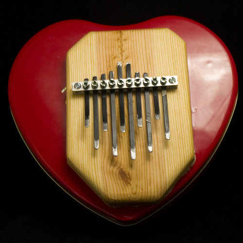 Tuned to Major C Pentatonic (image from alikins on Flickr)