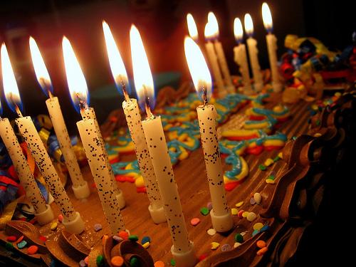 Happy Birthday to the Huffington Post