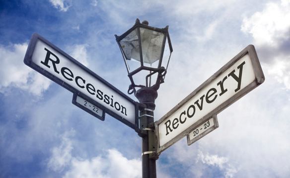 At the corner of recession and recovery?