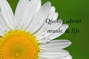 Music can bring us closer to heaven on earth